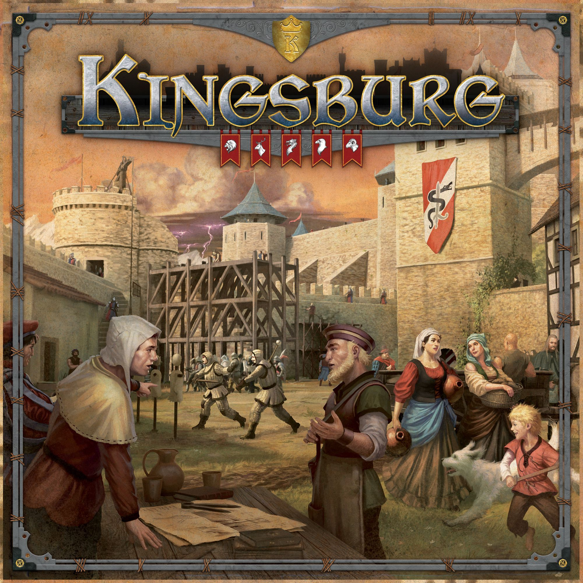 Main image for Kingsburg (Second Edition)