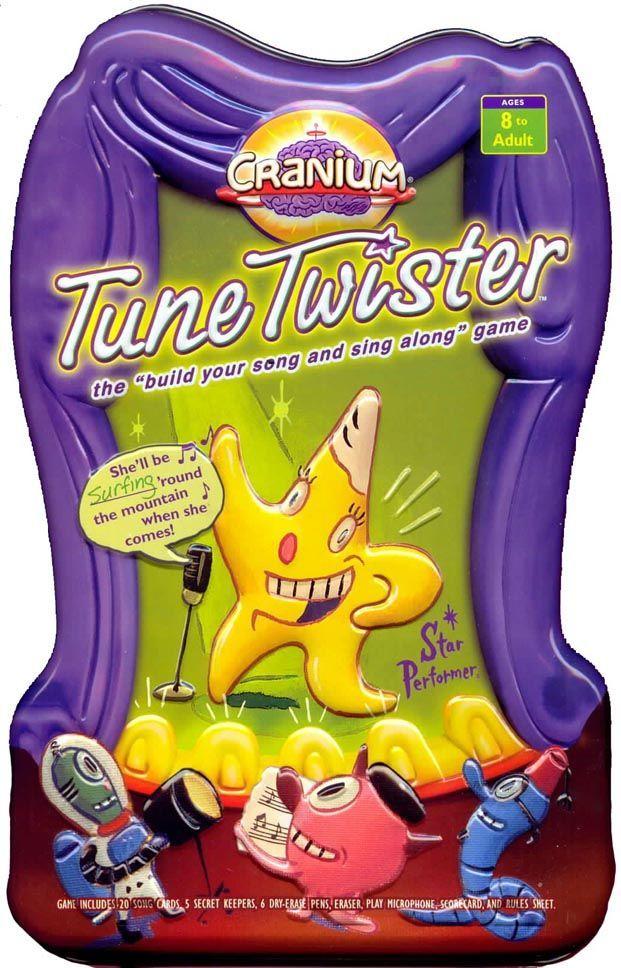 Cranium Tune Twister