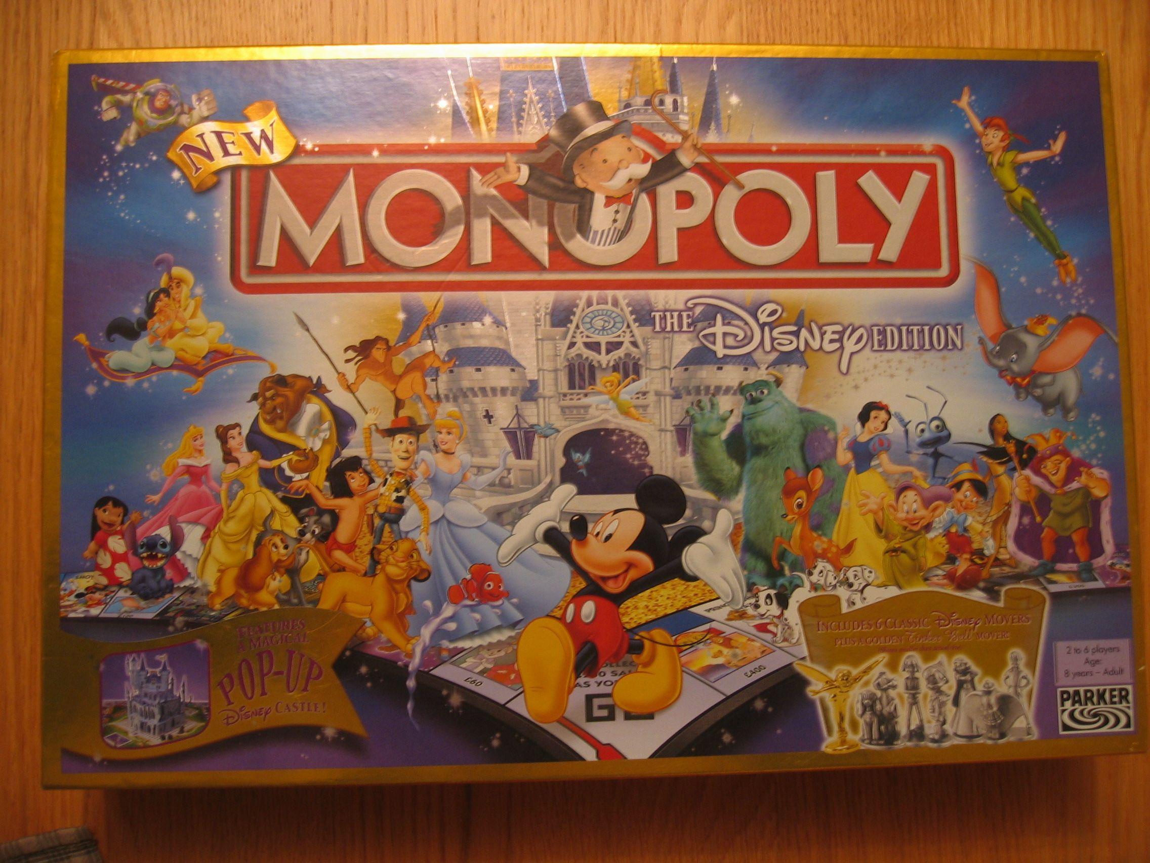 Monopoly: New Disney