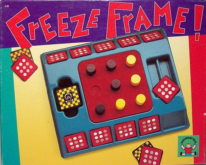 Freeze Frame!