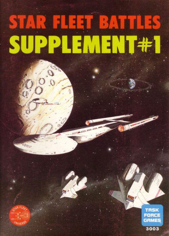 Star Fleet Battles Supplement #1: Fighters and Shuttles