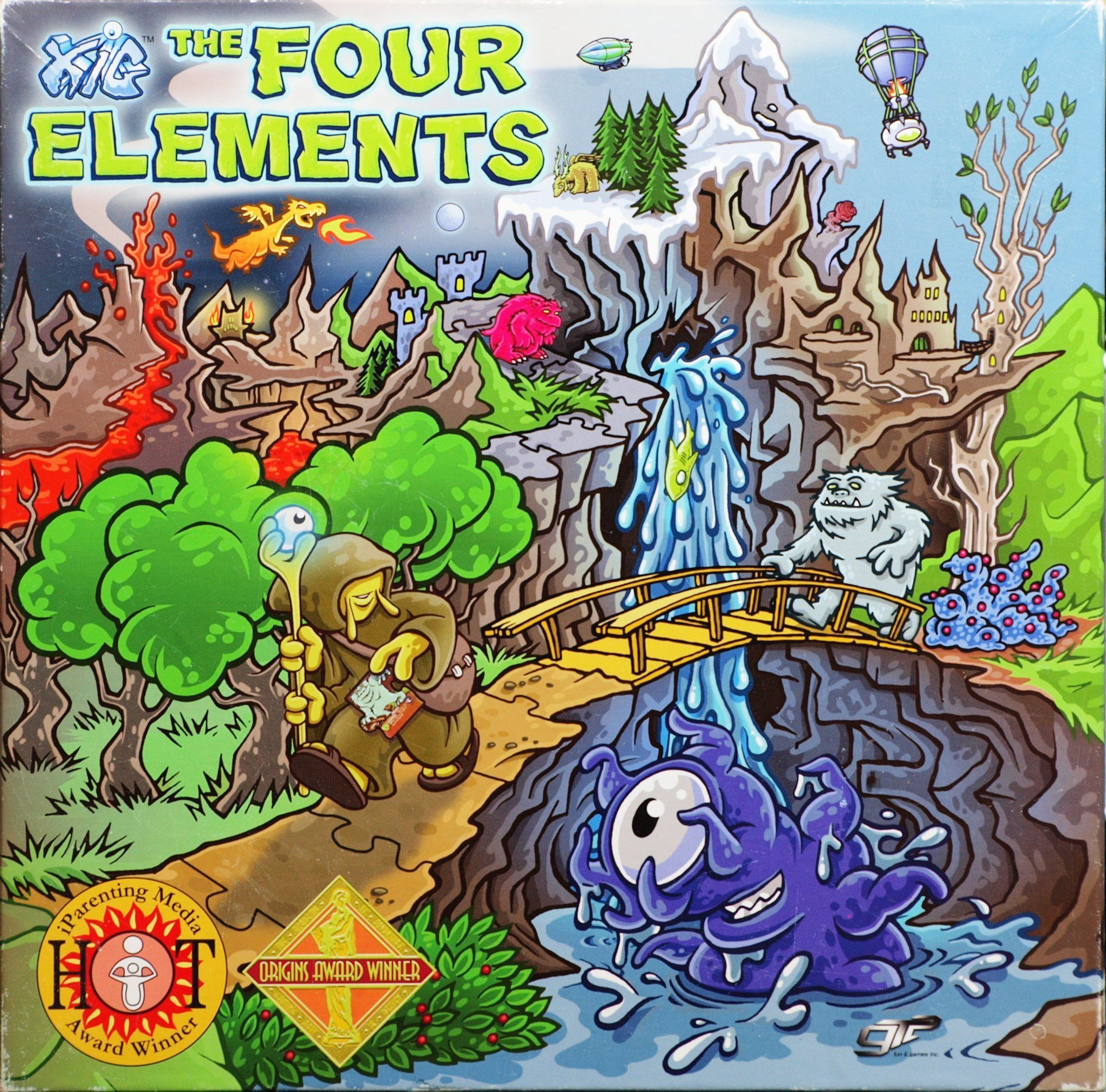 XIG: The Four Elements