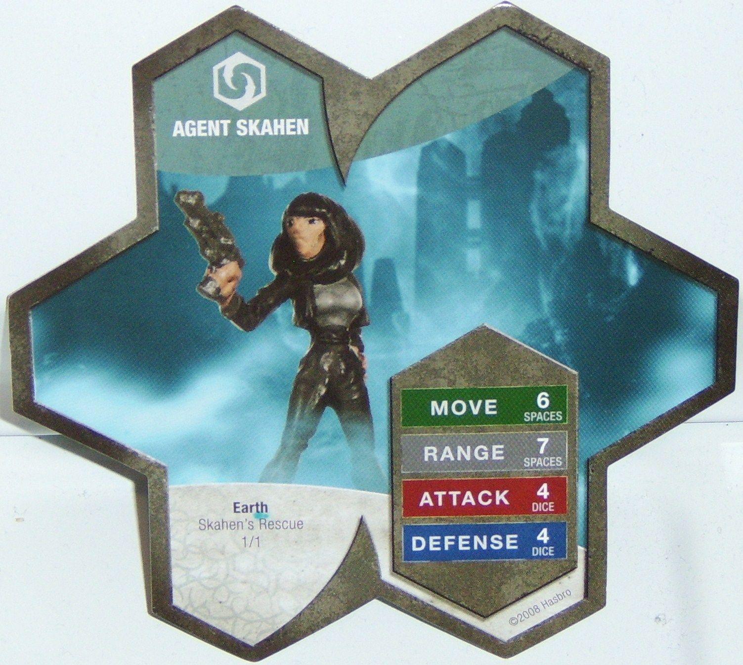 Heroscape: Skahen's Rescue