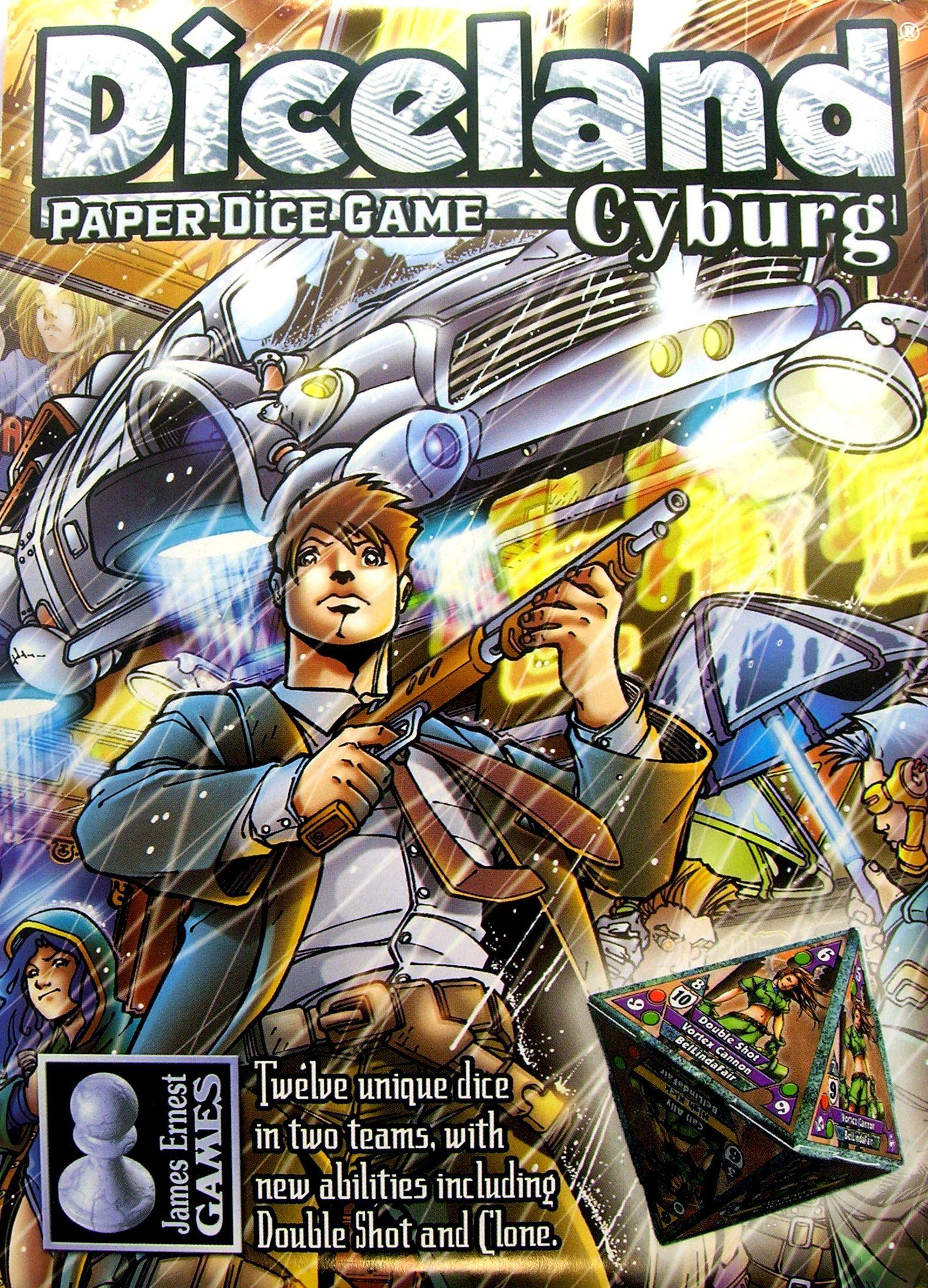Diceland: Cyburg