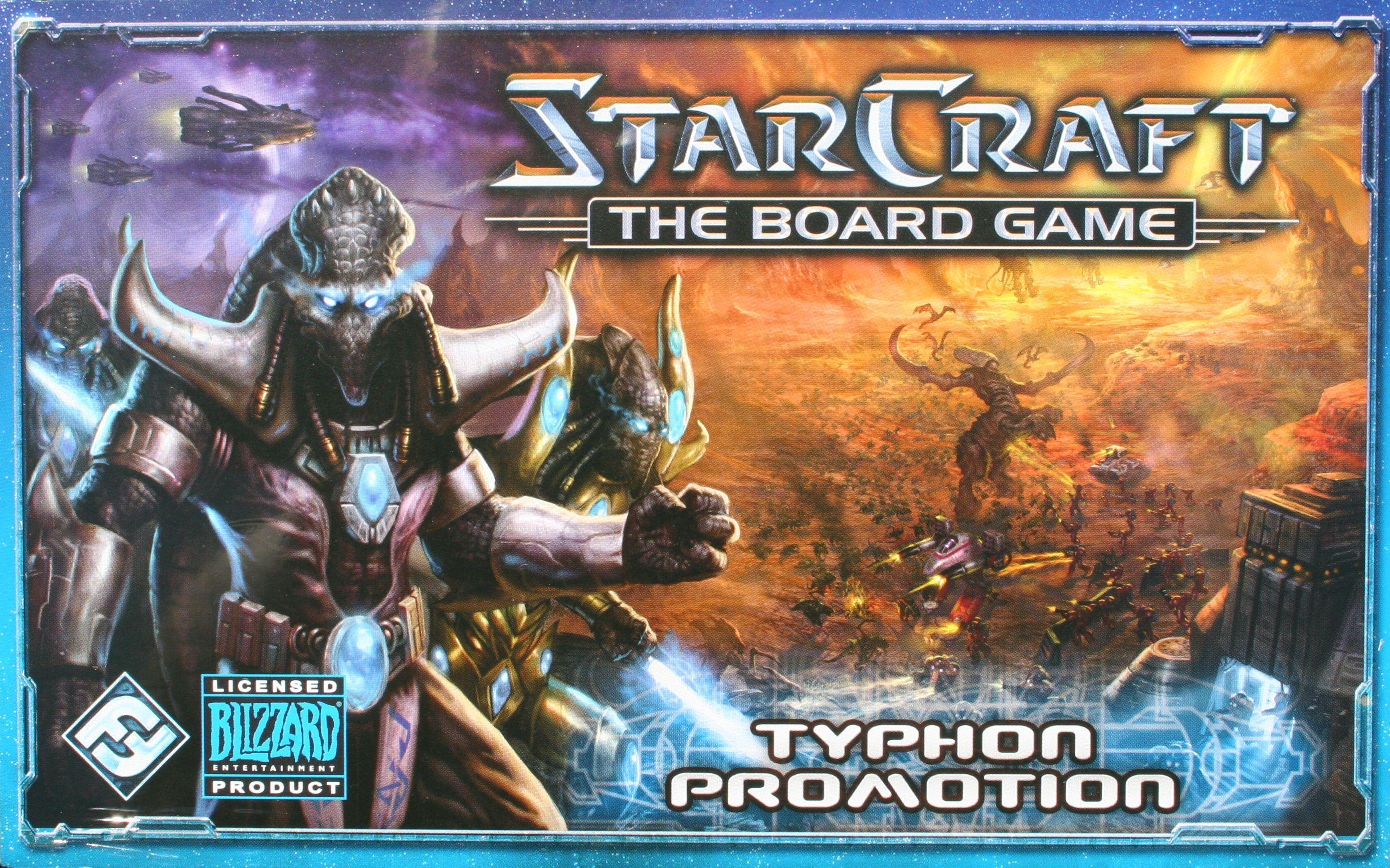 StarCraft: Typhon Promotion