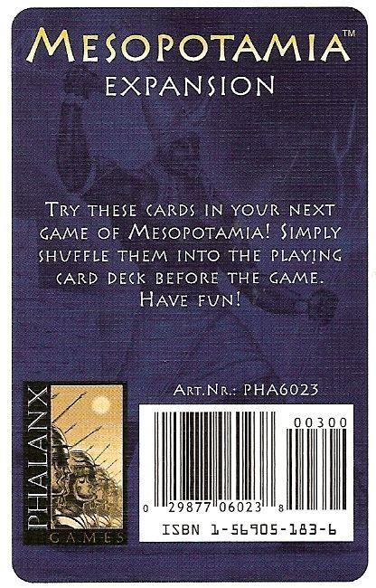 Mesopotamia: Expansion