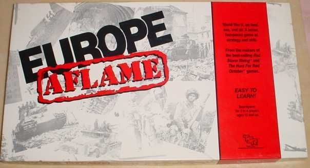 Europe Aflame