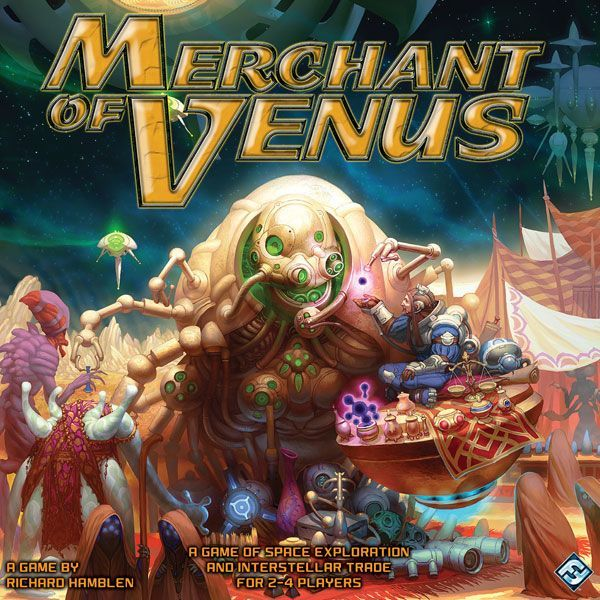 Merchant of Venus (Second Edition)