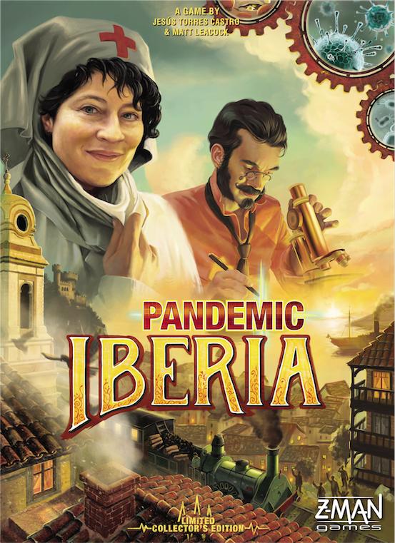 Main image for Pandemic: Iberia