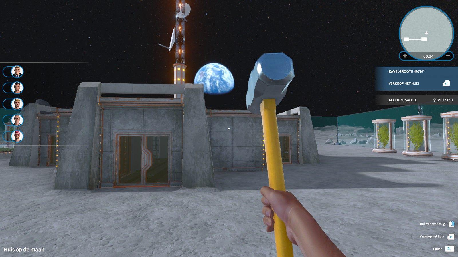Video Game: House Flipper
