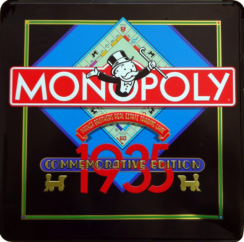 Monopoly: 1935 Commemorative Edition