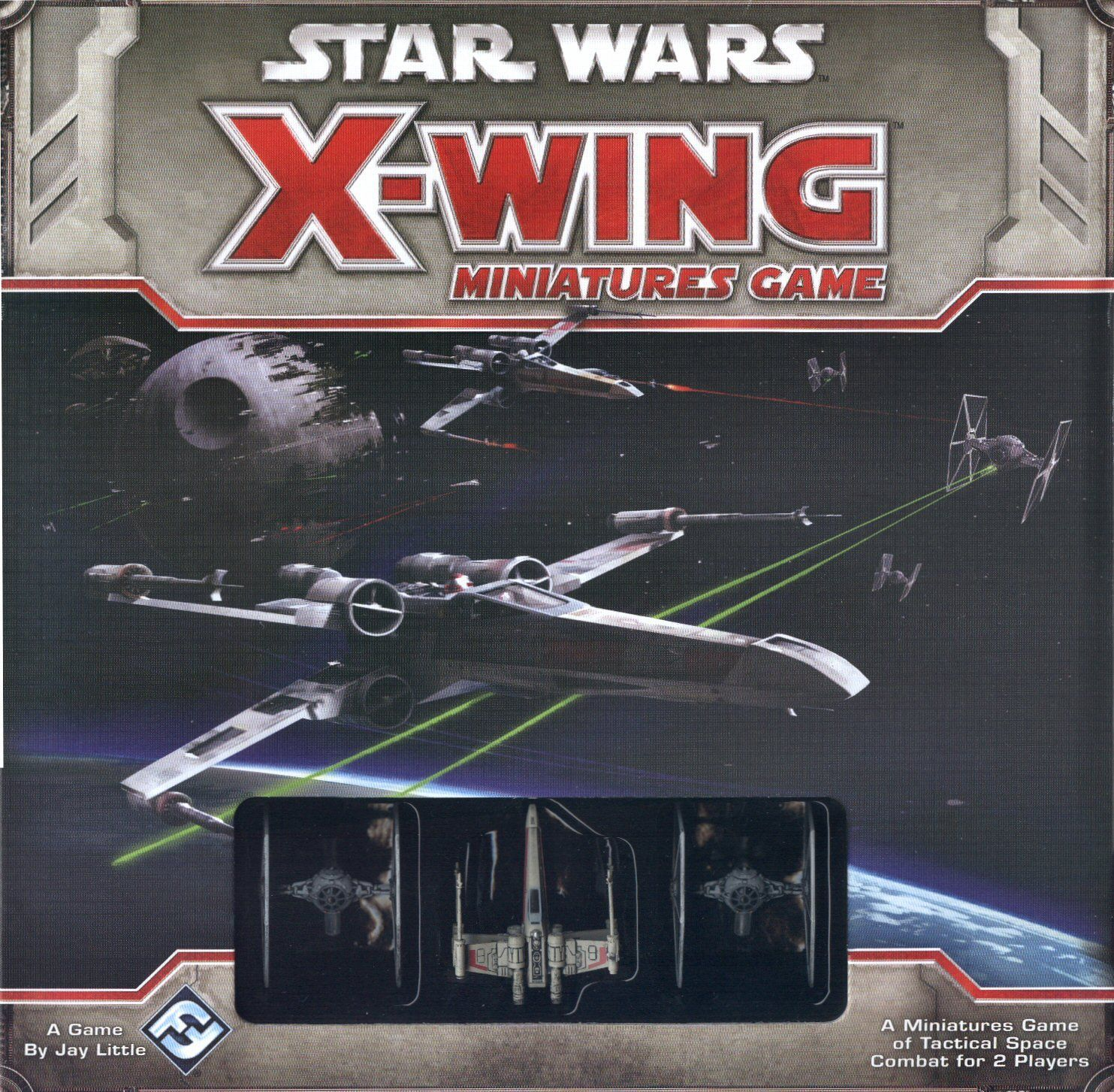 Main image for Star Wars: X-Wing Miniatures Game