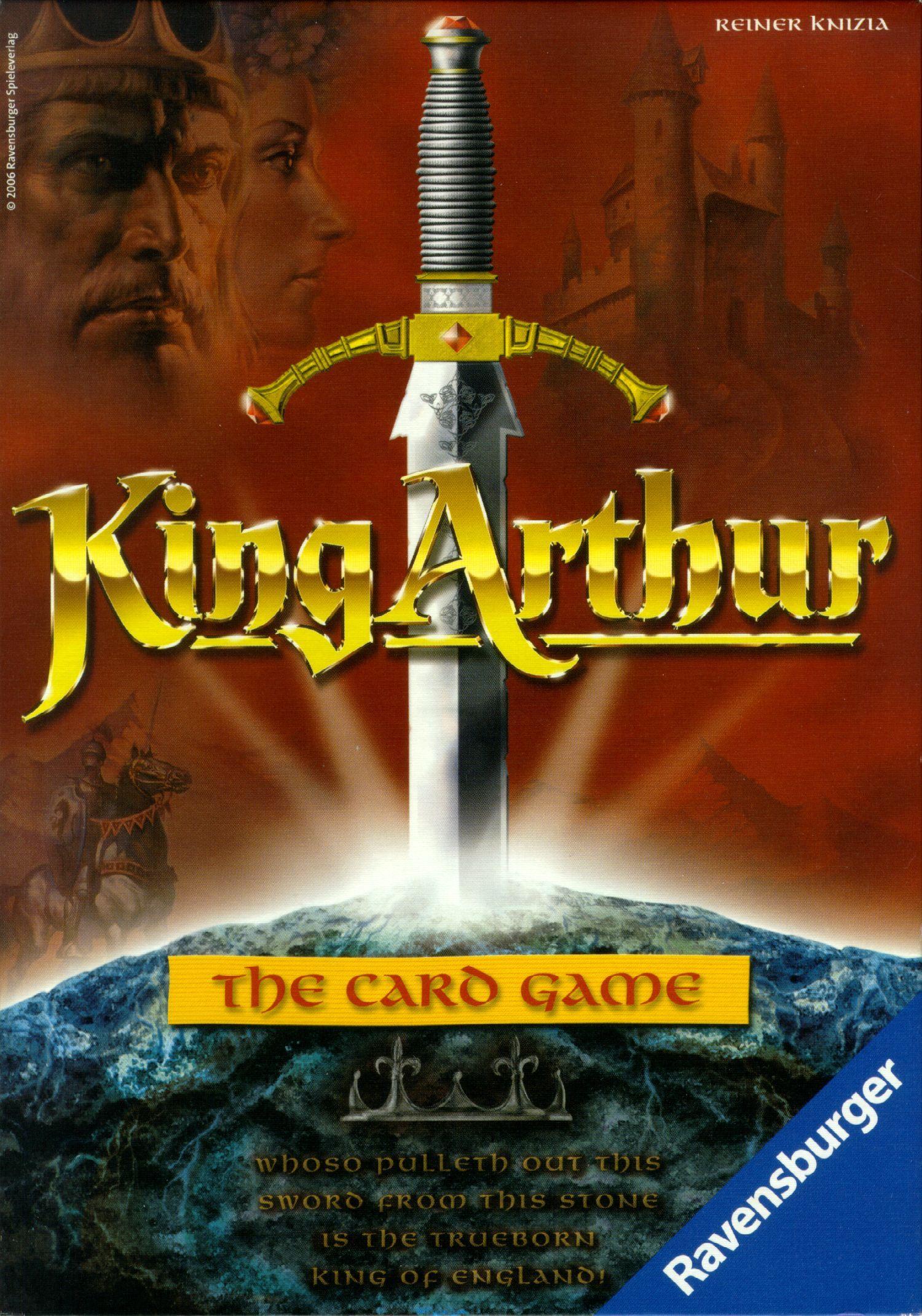 King Arthur: The Card Game