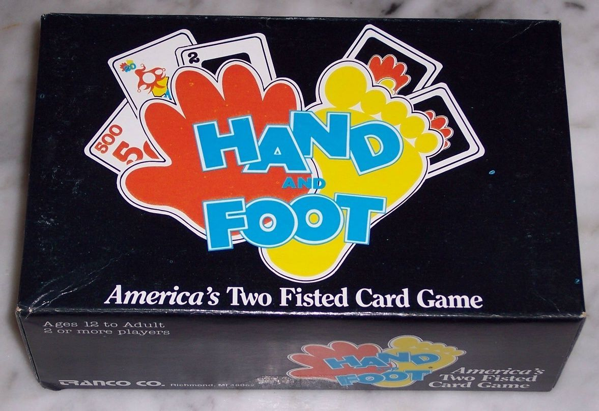 Hand and Foot