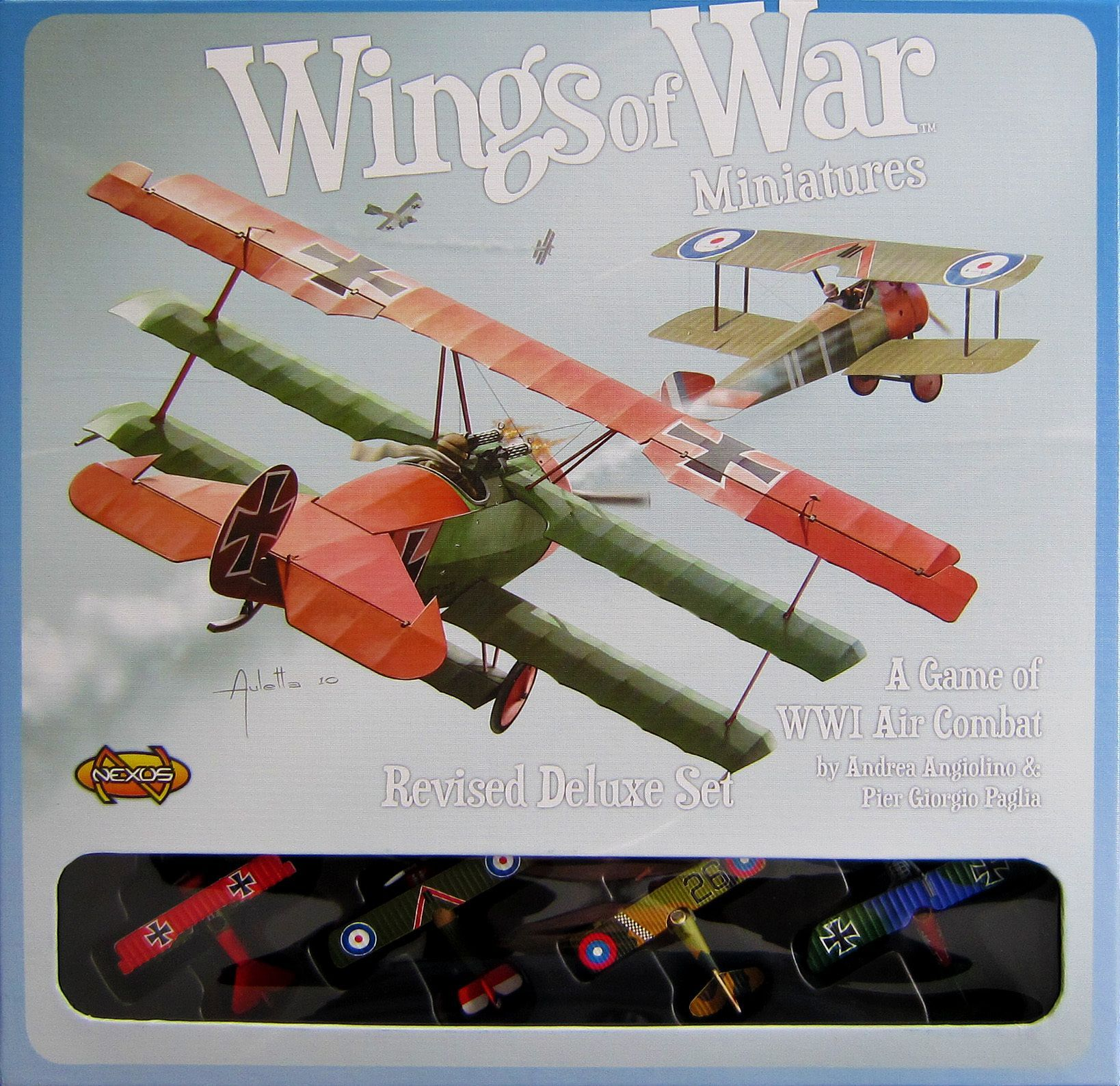Wings of War: Deluxe Set