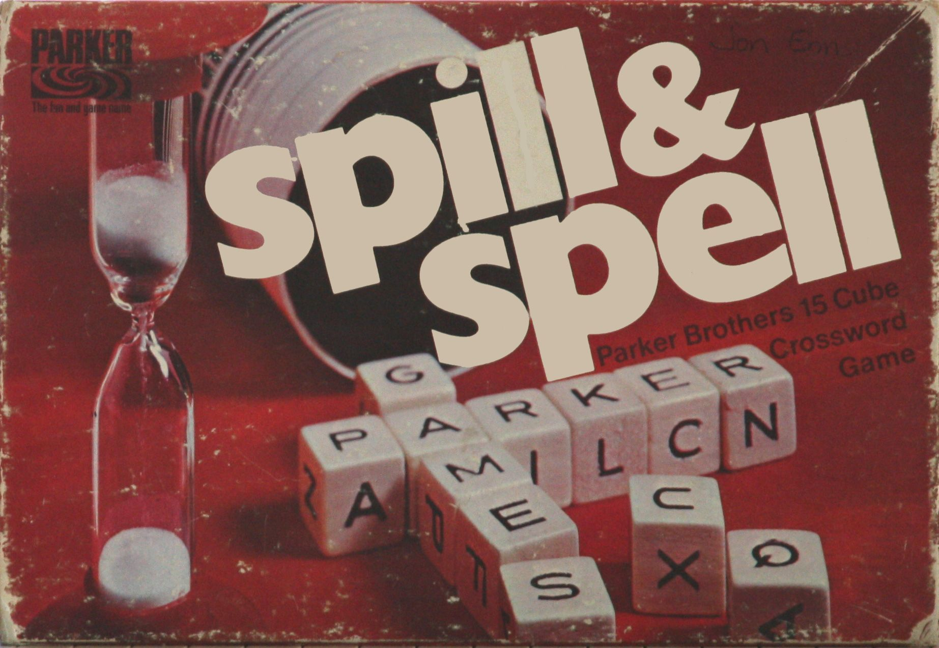 Spill and Spell