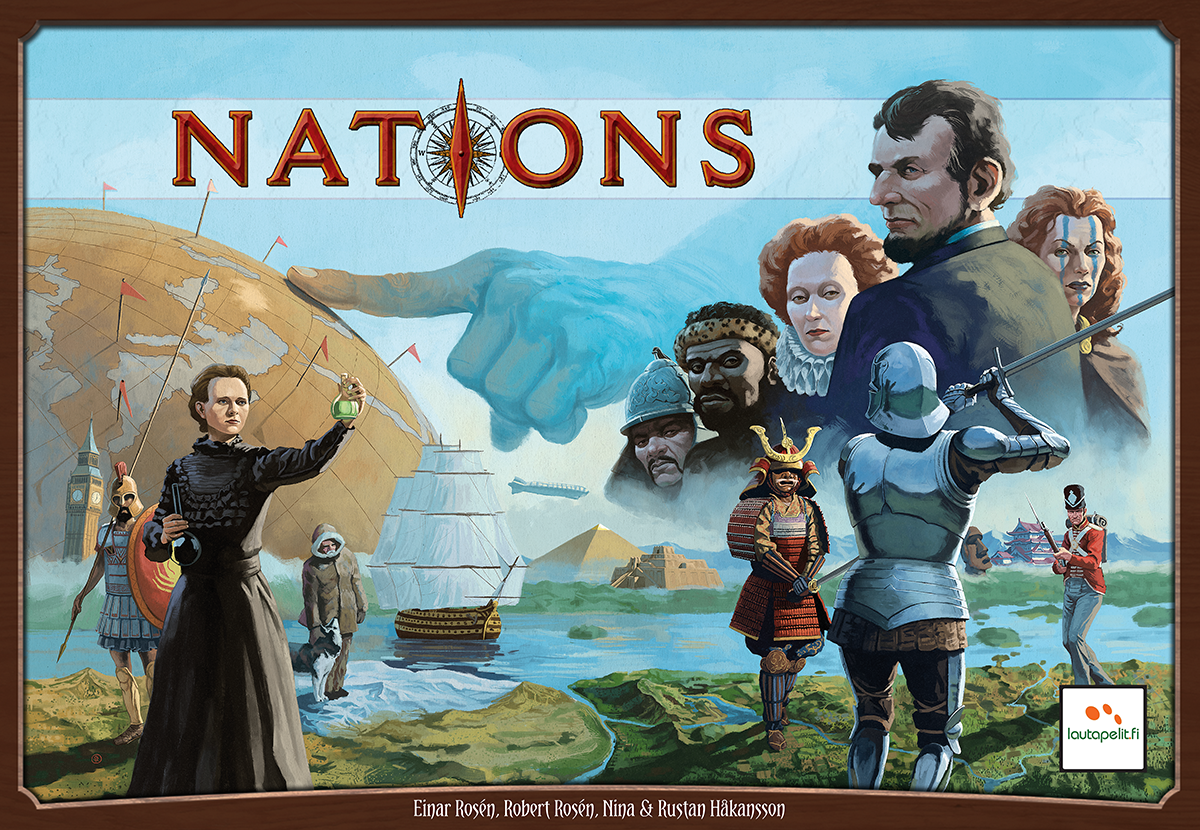 Nations Cover