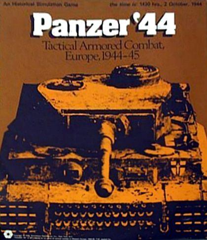 Panzer '44: Tactical Armored Combat, Europe, 1944-45