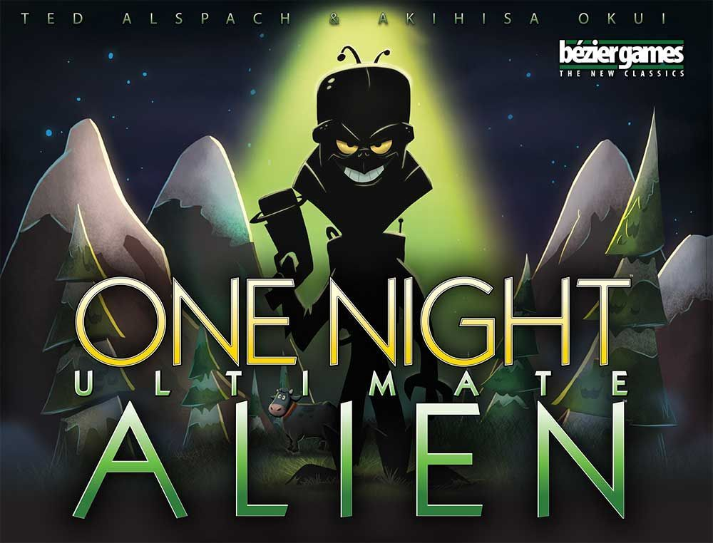 One Night Ultimate Alien Cover