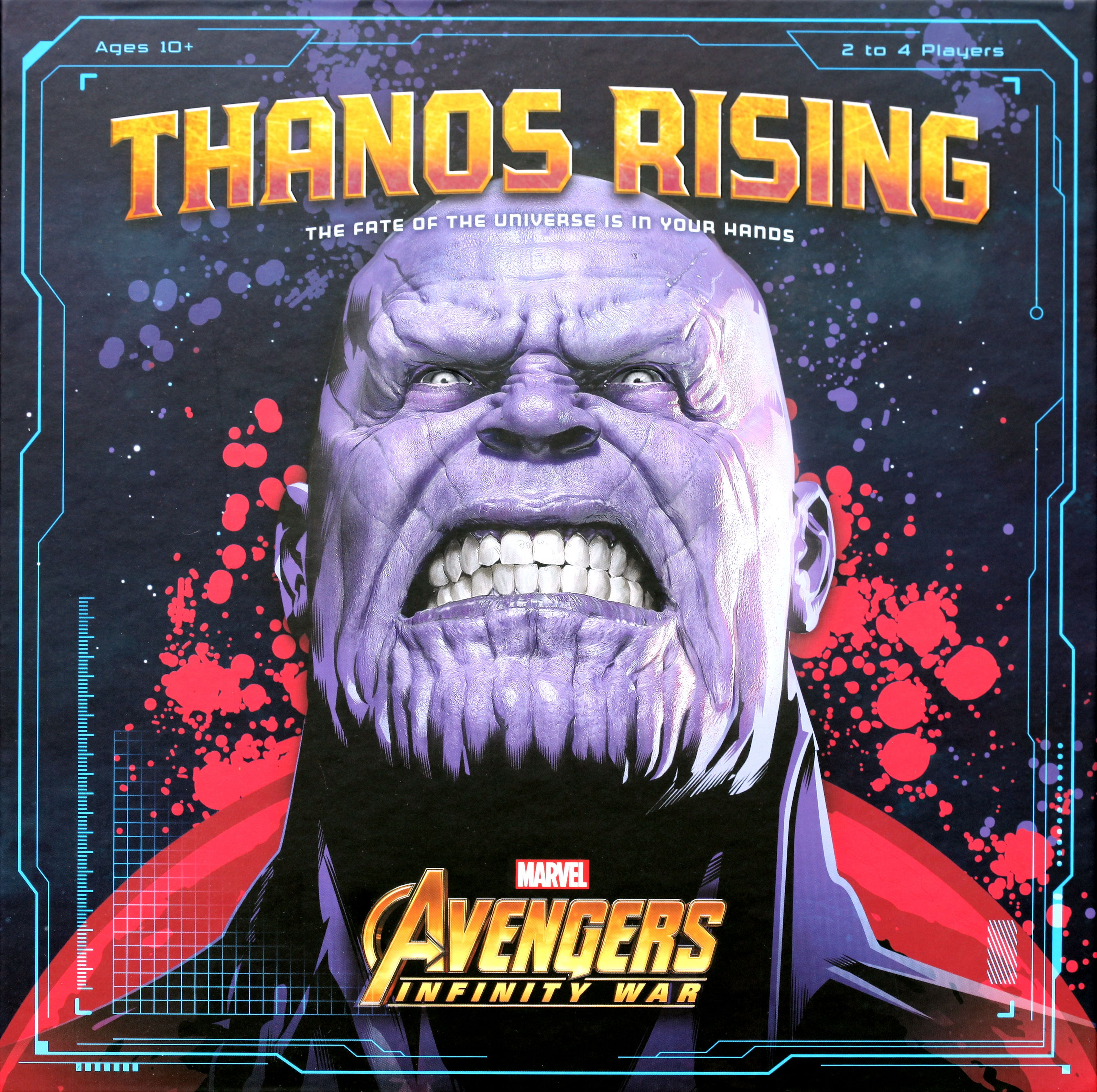 Main image for Thanos Rising: Avengers Infinity War