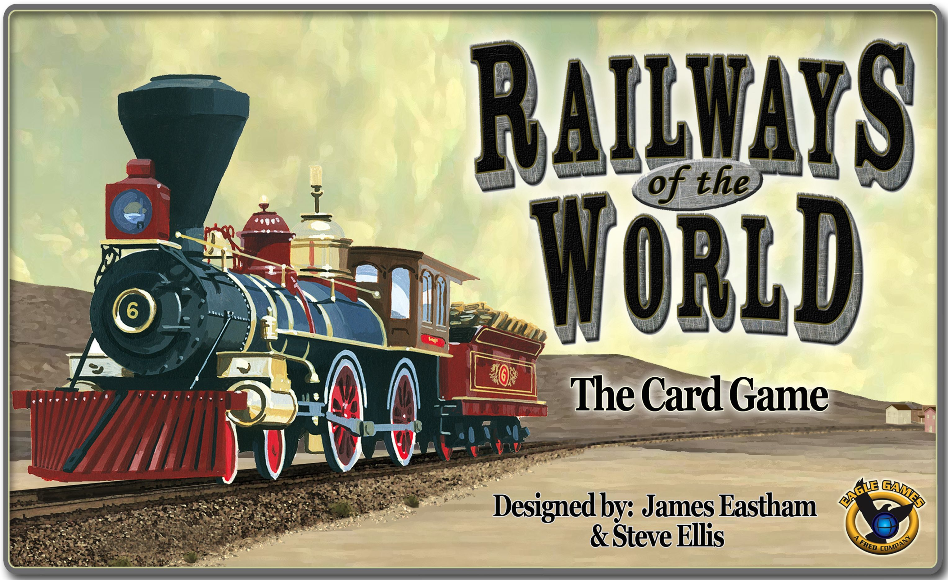 Main image for Railways of the World: The Card Game