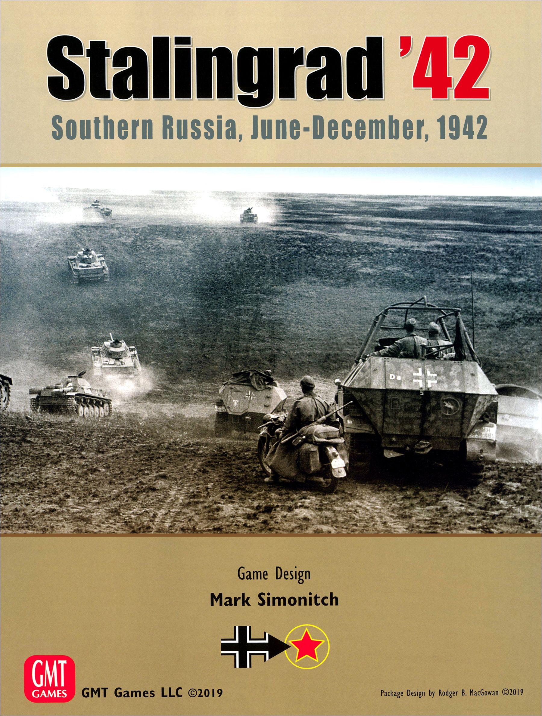 Stalingrad '42: Southern Russia, June-December, 1942