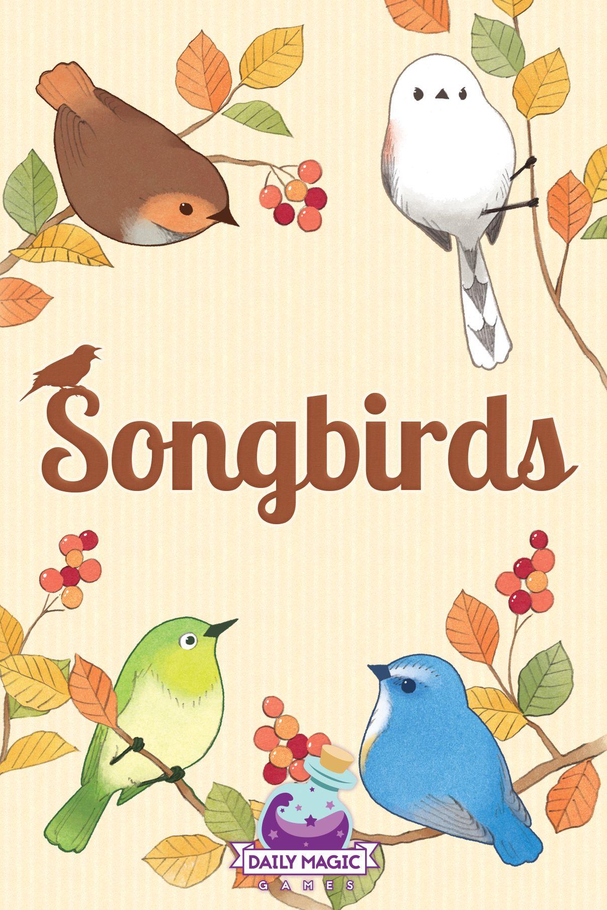 Cover Songbirds