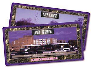 MONTY PYTHON HOLY GRAIL 4 SEALED PROMO STARTER DECK CARDS W//INSTRUCTIONS 2000