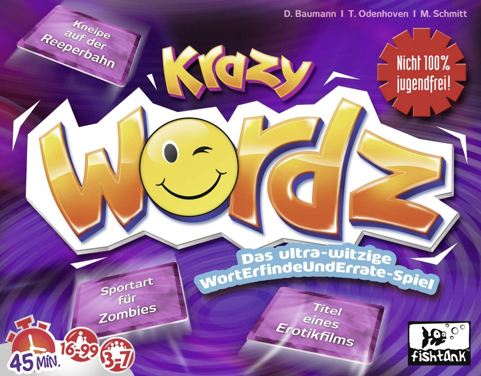 Main image for Krazy Wordz