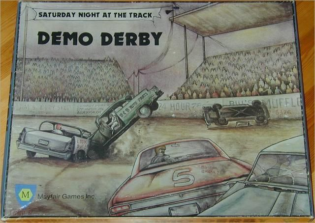 Demo Derby: Saturday Night at the Track