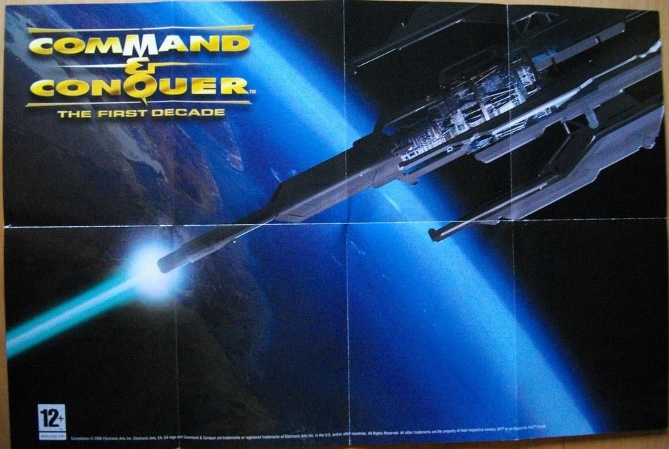 cd key for command and conquer the first decade