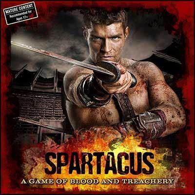 Main image for Spartacus: A Game of Blood & Treachery