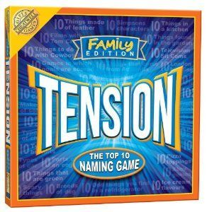 Tension: The Crazy Naming Game