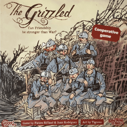 The Grizzled Cover