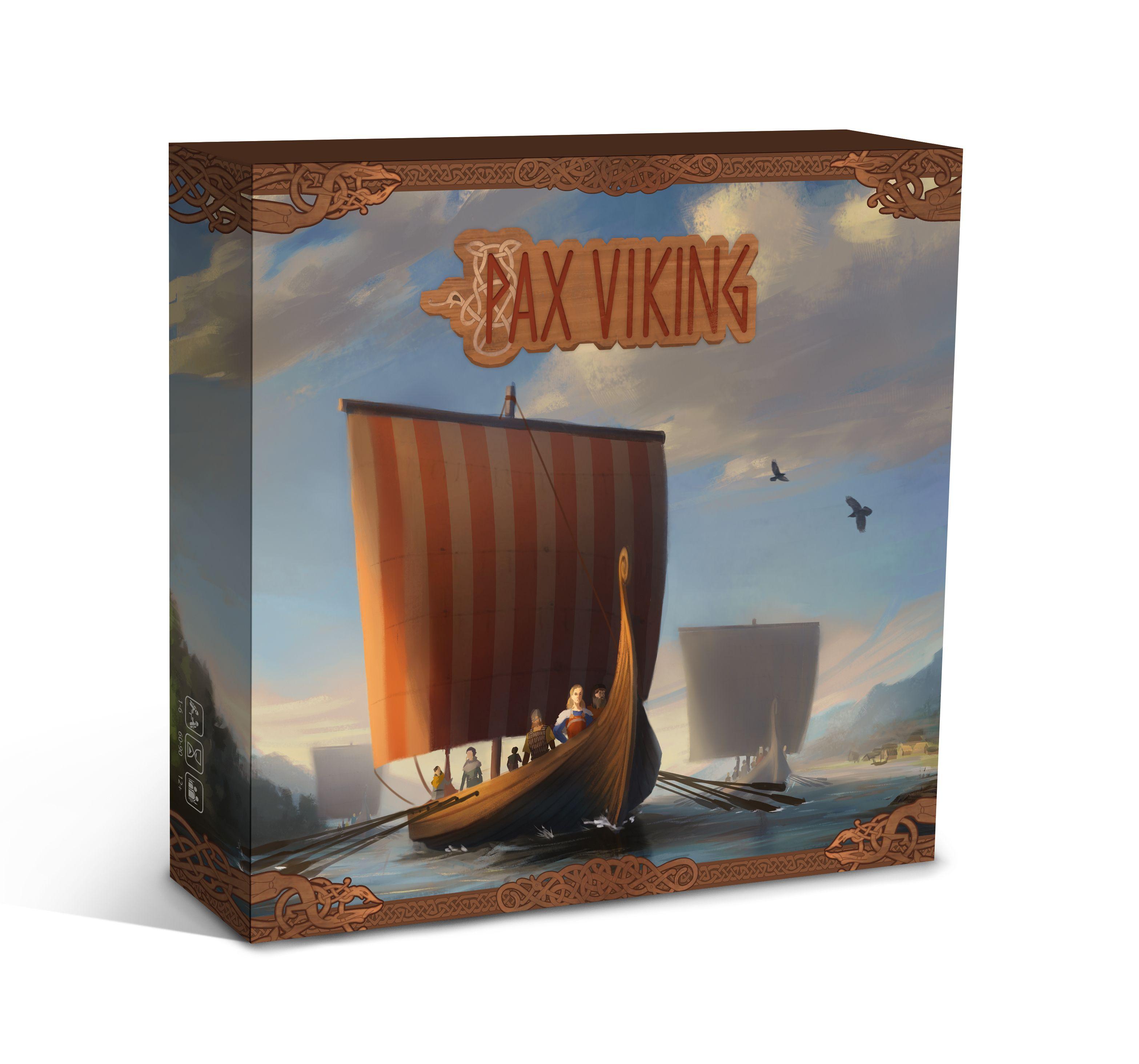 Pax Viking caja