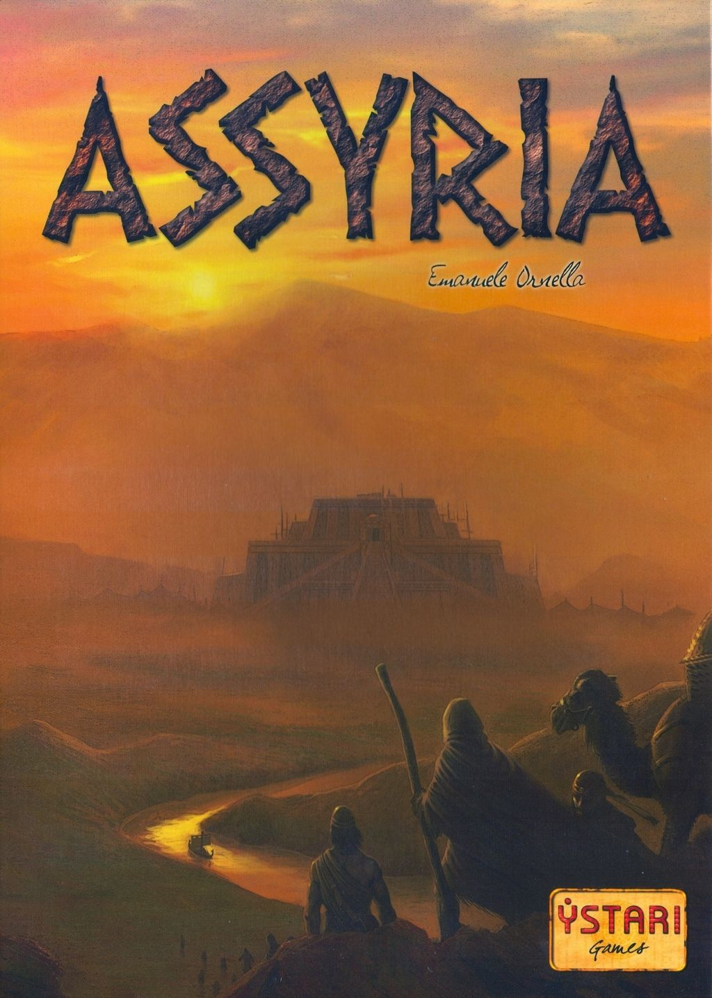 Main image for Assyria board game