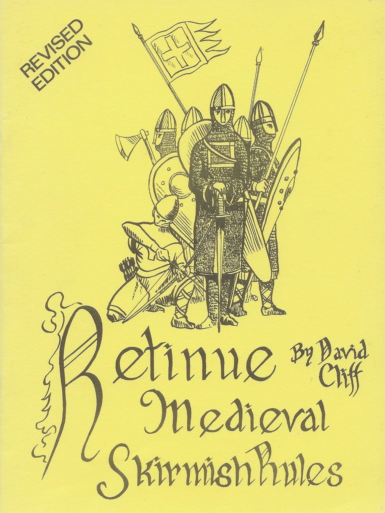 Retinue: Medieval Skirmish Rules