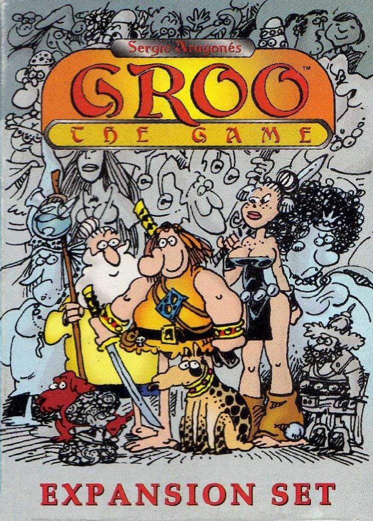 Groo: The Game – Expansion Set
