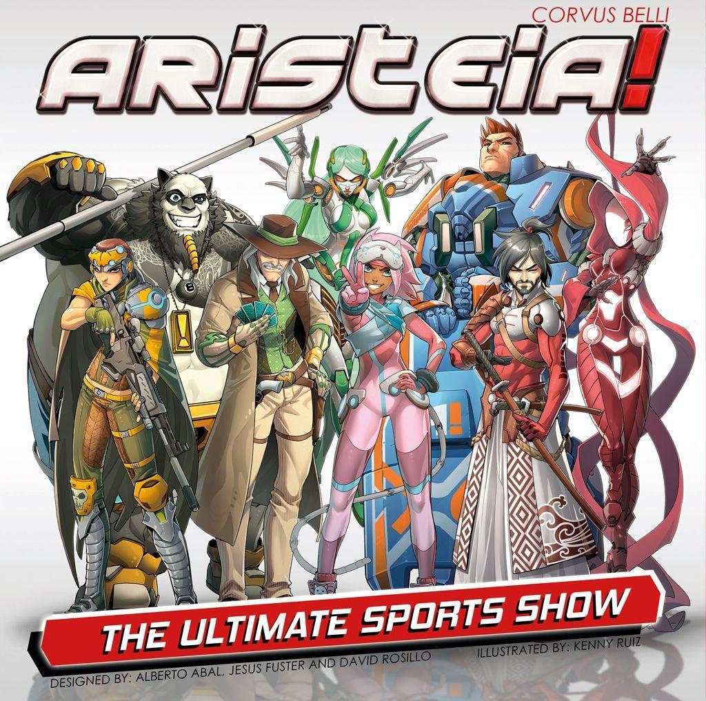 Main image for Aristeia! board game