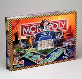 Monopoly: Norwich Edition