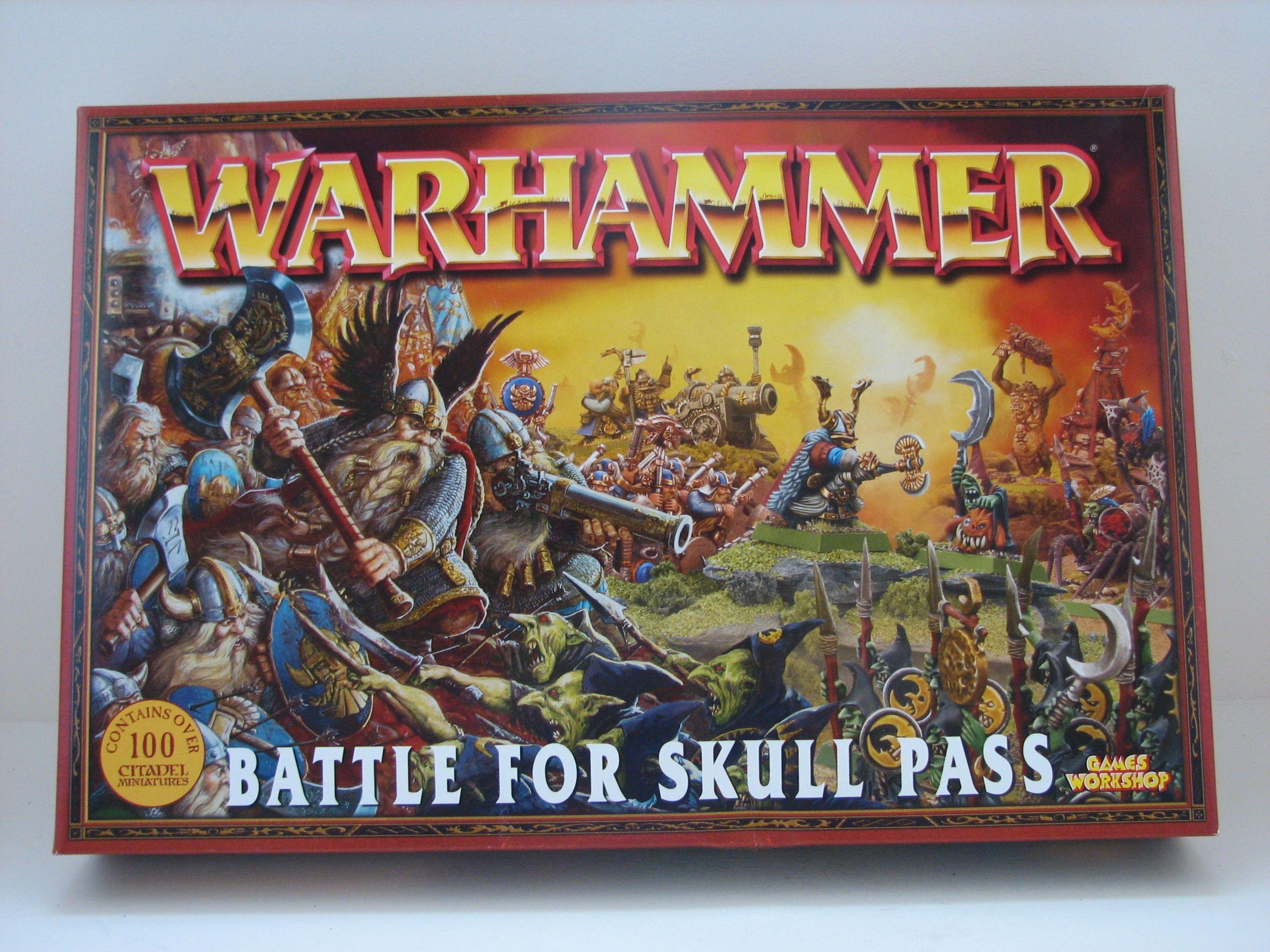 Warhammer Fantasy Battle: Battle For Skull Pass