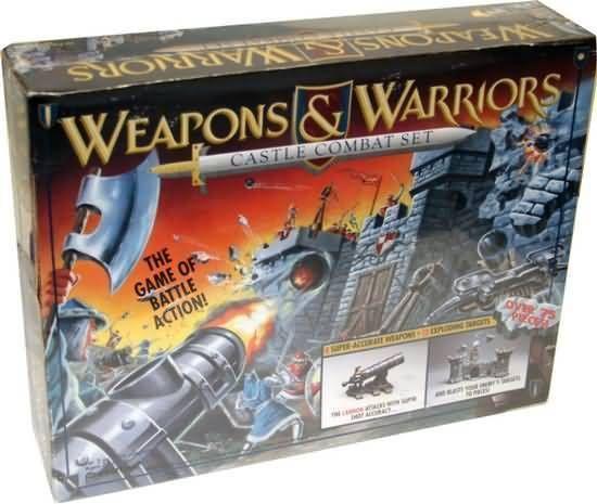 Weapons and Warriors:  Castle Combat Set