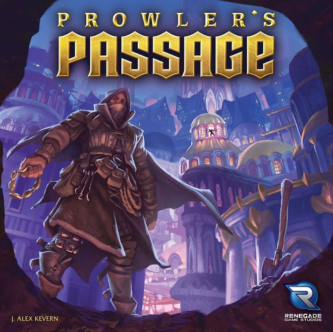 Prowler's Passage Cover