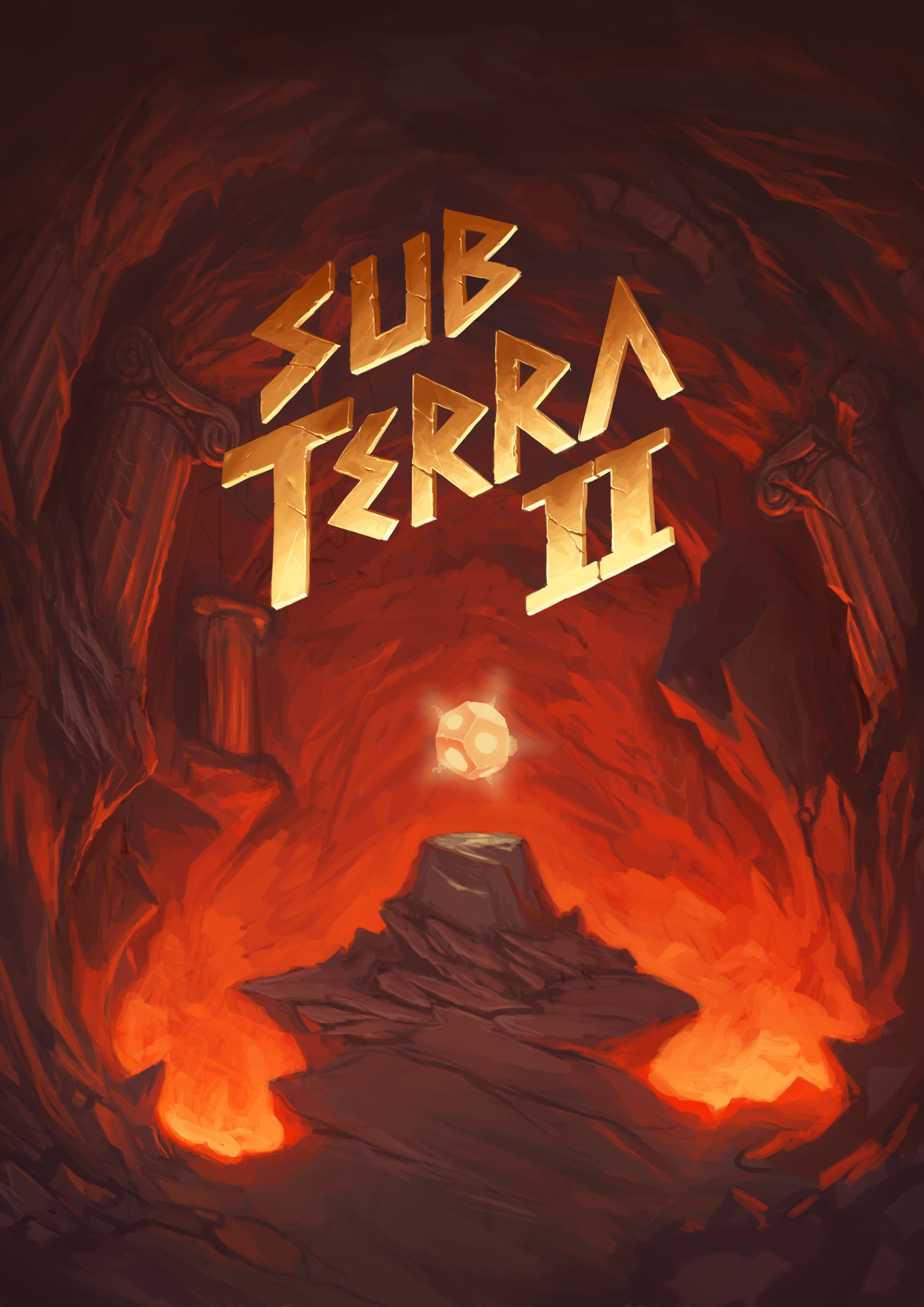 Sub Terra II: Inferno's Edge