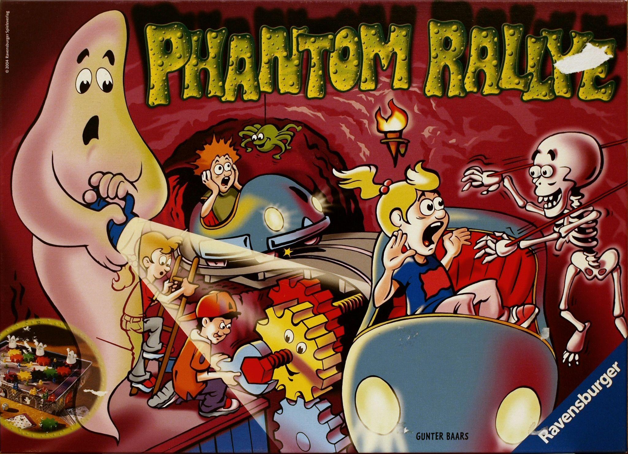 Phantom Rallye