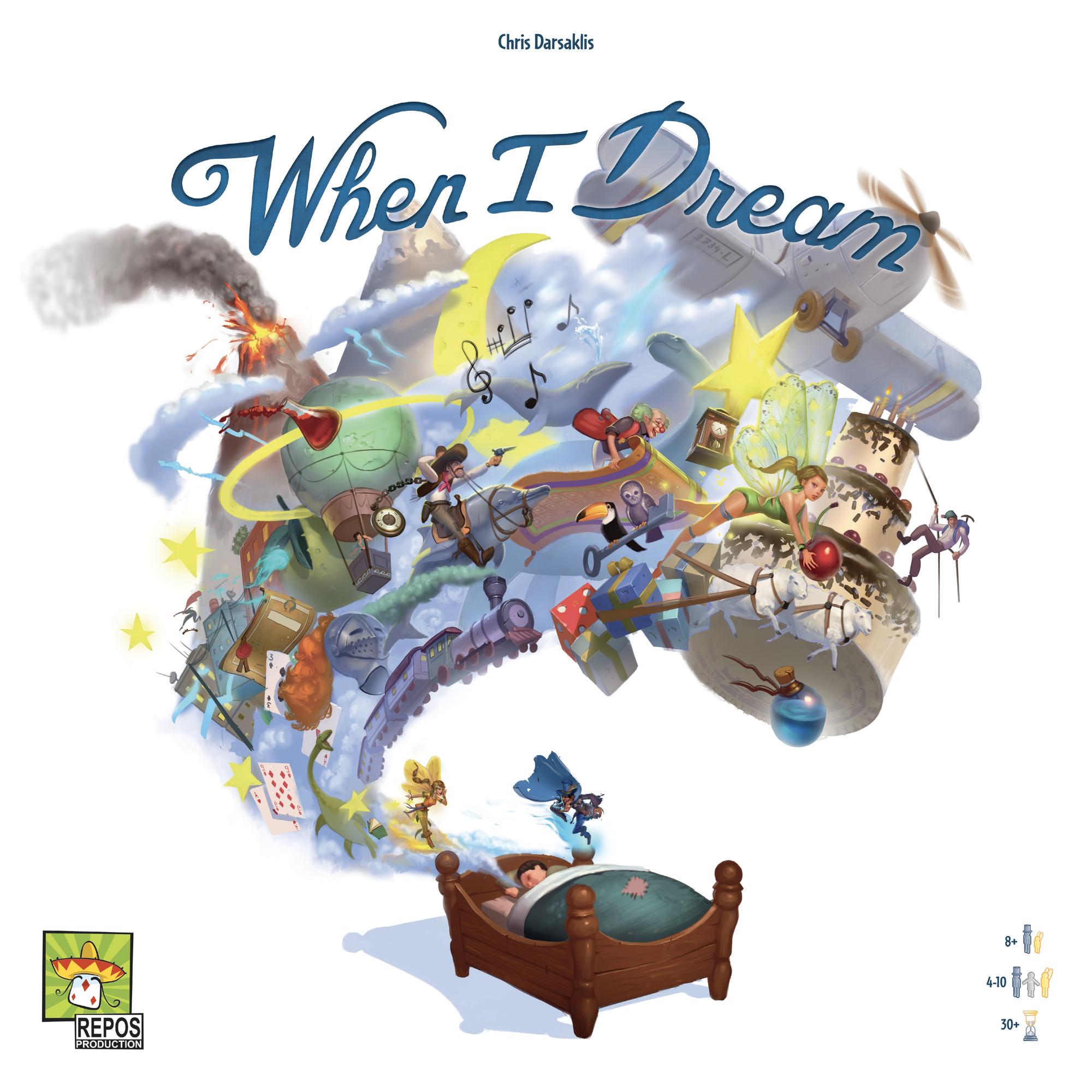 Main image for When I Dream
