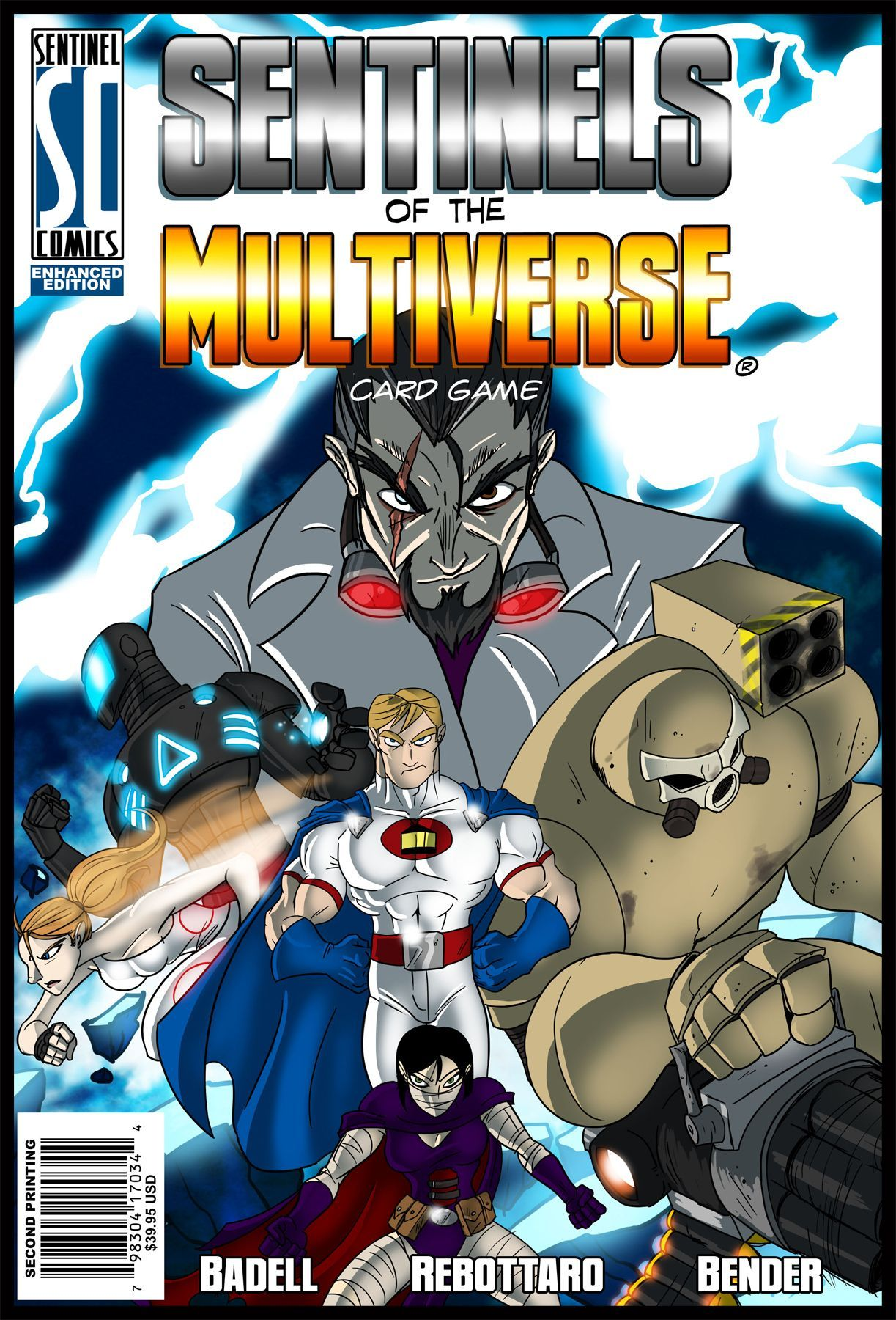 Main image for Sentinels of the Multiverse