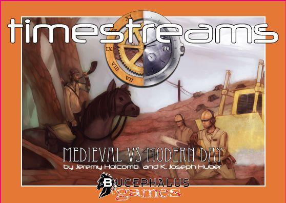 Timestreams: Deck 2 – Medieval vs. Modern Day