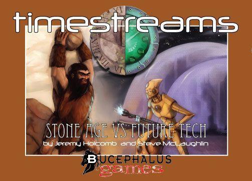 Timestreams: Deck 1 – Stone Age vs. Future Tech