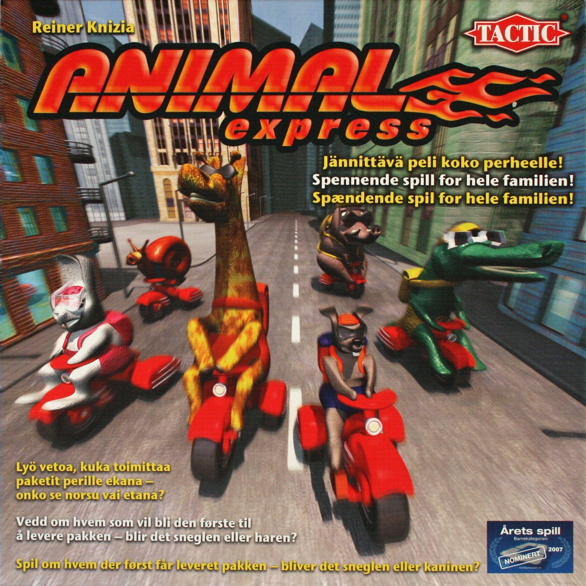 Animal Express